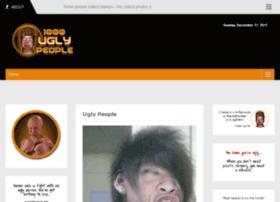 1000uglypeople.com