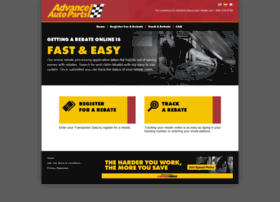 advanceautoparts.4myrebate.com