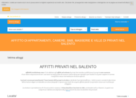 affittiprivatisalento.com