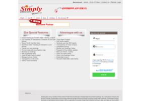 agent.simplyyatra.com