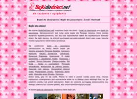 bajkidladzieci.net