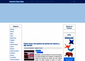 bisuteria-pasoapaso.com