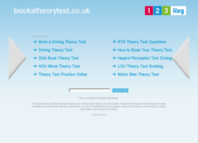 bookatheorytest.co.uk