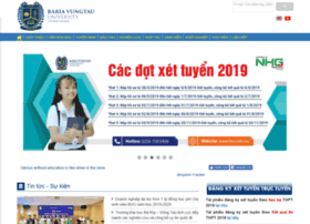 bvu.edu.vn