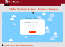 chat-tunisie.com