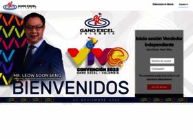 colombia.ganoexcel.com