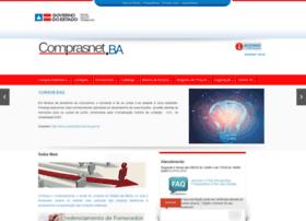 comprasnet.ba.gov.br