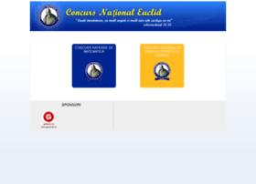 concurs-euclid.ro