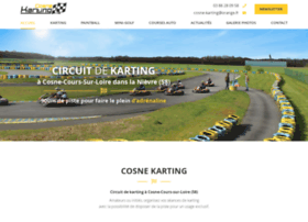 cosne-karting.com