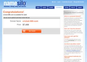 cricket-365.com