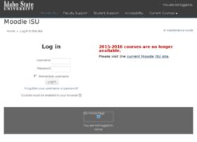 elearning.isu.edu