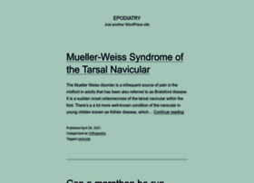 epodiatry.com