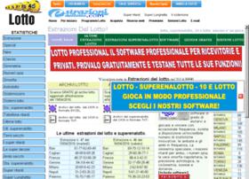 estrazionidellotto.com