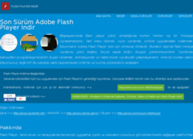 flashplayerindir.com