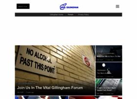 gillingham.vitalfootball.co.uk