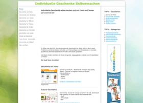 individuelle-geschenke-selbermachen.de