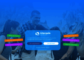 interpals dating site Interpals is mainly promoted as a language exchange and friendship website unfortunately now it's being used as a 'dating site' and  submission by email.