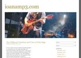 ioanamp3.com