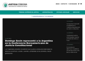 justiciacordoba.gov.ar