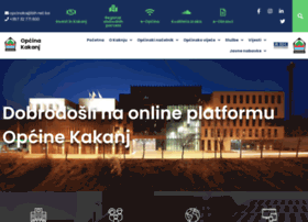 kakanj.com.ba