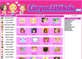 lanyosjatekok.com