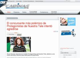 las-cabinas.com
