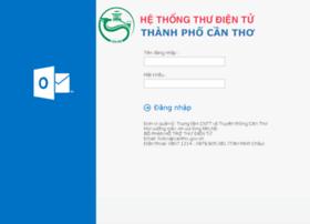 mail.cantho.gov.vn