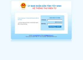 mail.tayninh.gov.vn
