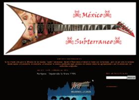 mexicosubterraneo666.blogspot.com