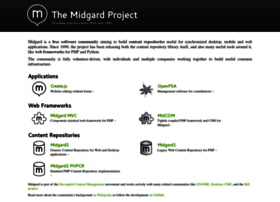 midgard-project.org
