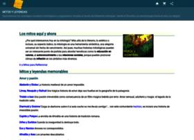 mitosyleyendas.idoneos.com