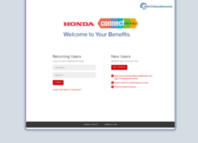 myhondabenefits.com