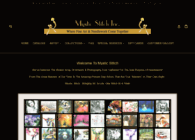 mysticstitch.com