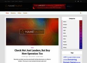 nametalent.com
