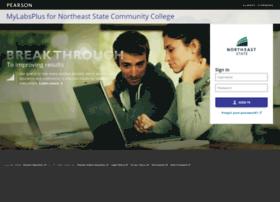 northeaststate.mylabsplus.com