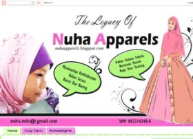 nuhaapparels.blogspot.com