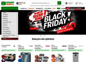 onlineshop.cz