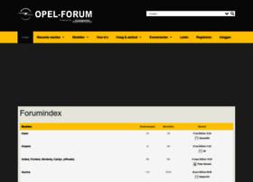 opel-forum.nl