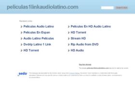 peliculas1linkaudiolatino.com