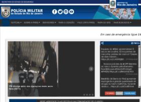 policiamilitar.rj.gov.br