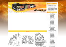 ponis-kifestok.kifesto1.hu