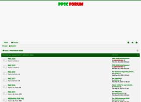 ppscforum.com