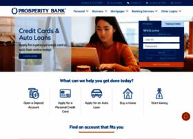 prosperitybankusa.com