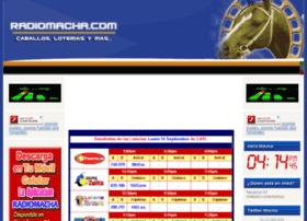 radiomacha.com