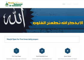 rahmatmasjid.com