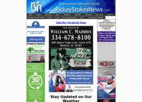 rickystokesnews.com