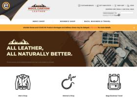 rockcanyonleather.com
