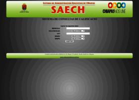 saech.educacionchiapas.gob.mx