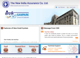 sampark.newindia.co.in