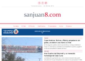 sanjuan8.com.ar